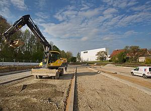 Tiefbau Rohrleitungsbau – Bauunternehmen Kögel