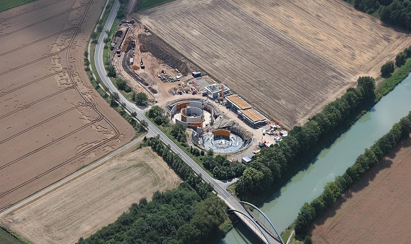 Bauunternehmen Minden tiefbau wasserbau minden lübbecke kögel bauunternehmen